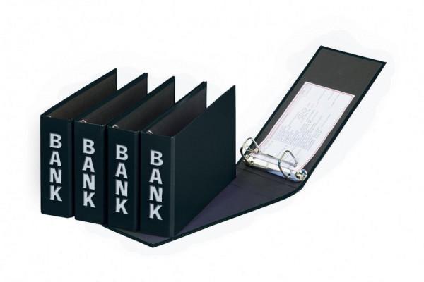 Pagna Bankordner A5 schwarz
