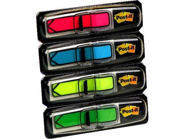 480010-Index-Pfeile-Typ-684-11-9-x-43-2-mm-Leuchtfarben-lemo