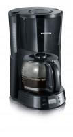 Severin Filter Kaffeemaschine schwarz
