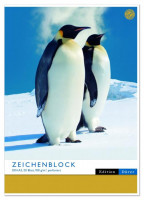 040320000-Zeichenblock-A3-100-g-qm-weiss-Block-mit-20-Blatt