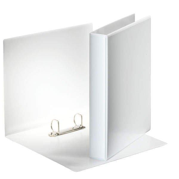 Ringbuch 2 Ringe A4 weiß