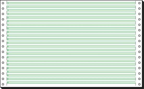 Computerpapier 8 x 330 2000 Blatt