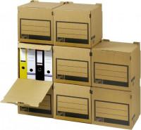 Archivdepot Stapel-Beispiel