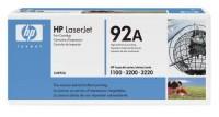HP Laserjet 92A Toner schwarz