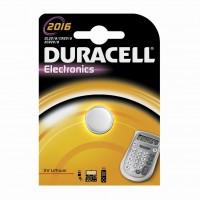 Duracell CR2016 3V Lithium Knopfzellen
