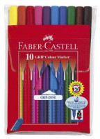 Faber-Castell 10er Grip Color Marker