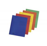 Schnellhefter A4 Pappe 5 Intensivfarben 10 Stück
