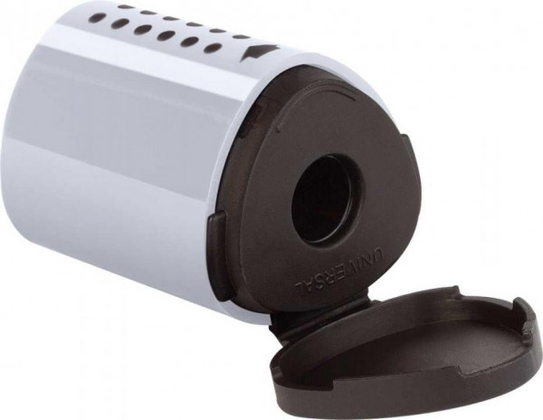 Faber-Castell Dosenspitzer Grip 2001 silber Mini