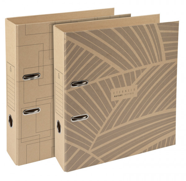 Exacompta Ordner A4 breit 7cm aus Recyclingkarton