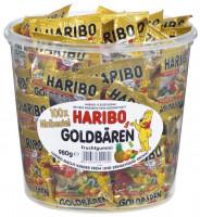 Haribo Goldbären 100 Minibeutel