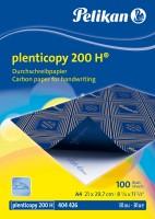 565609-Pelikan-Handdurchschreibepapier-A4-Blaupapier-100-Bla