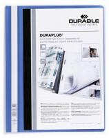 DURABLE Duraplus Sichthefter A4 blau