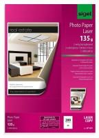 766367-Sigel-Laser-Photopapier-A4-135g-200-Blatt-2seitig-glo