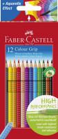 Faber-Castell Dreikant Buntstifte wasservermalbar