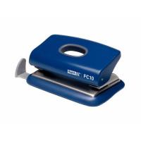 RAPID Bürolocher FC10 blau