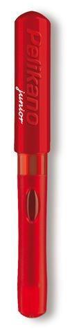 Pelikano Füllfederhalter für Schreibanfänger rot
