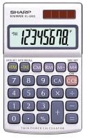 Sharp EL-326S Taschenrechner weiß