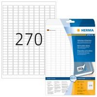 HERMA 10000 ablösbare Etiketten