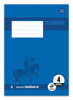 Staufen Premium Schulblock A5 Lineatur 4