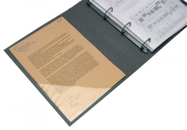 Dreiecktaschen 15 x 15 cm transparent 100 Stück