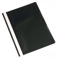 Schnellhefter Plastik DIN A4 schwarz