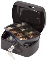 Geldkassette schwarz