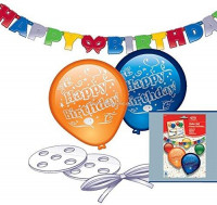 695054-Dekoset-Geburtstag-Happy-Birthday-Luftballons-Girland