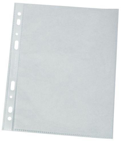 300003-Prospekthuellen-Standard-genarbt-0-05-mm-A4-100-Stuec