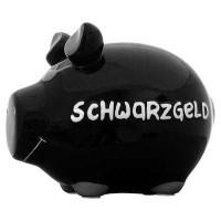 Sparschwein klein Schwarzgeld