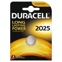 Duracell Lithium Knopfzellen - CR 2025