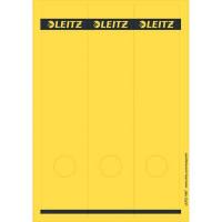 LEITZ Rückenschilder gelb