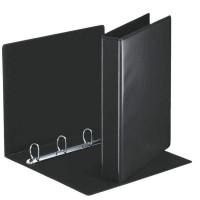 Esselte Ringbuch mit 4 Ringen schwarz