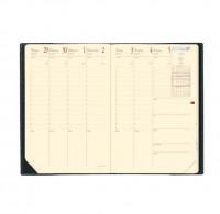 Kalender Ersatzeinlagen Minister Prestige beige