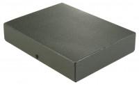 ELBA Dokumentenmappe 65mm schwarz