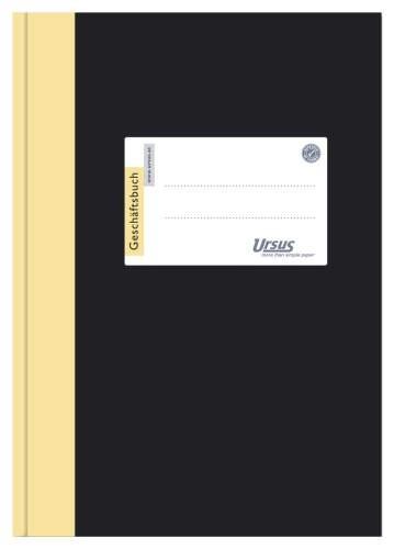 Geschäftsbücher A5 10mm liniert 96 Blatt