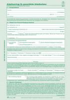 RNK 542 Arbeitsvertrag für gewerbliche Arbeitnehmer