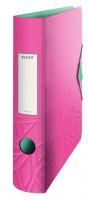 LEITZ Ordner A4 65mm Urban Chic pink