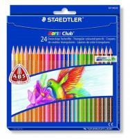 Staedtler NC24 Farbstifte dreikant