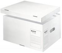 LEITZ Archivcontainer Infinity L weiß