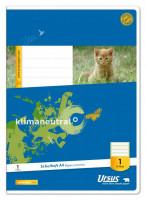 040416001-FORMAT-Heft-A4-Schulheft-16-Blatt-div-Lineaturen