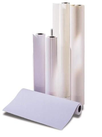 CAD Plotterpapier 610 mm x 50 m 80g/qm