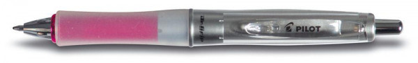 Pilot Kugelschreiber Equilibrium Dr. Grip Serie BPDG-60R-M Griffzone rot