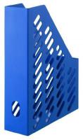 HAN Stehsammler aus Recycling Material blau