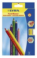 Lyra Farbriesen 12 Farben