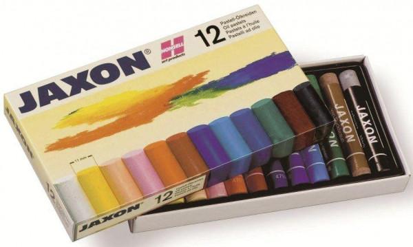 Jaxon Pastell Ölkreiden wahlweise 12, 24, 36 oder 48 Stück im Etui
