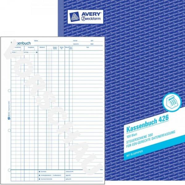 135552-Avery-Zweckform-426-Kassenbuch-DIN-A4-100-Blatt-weiss
