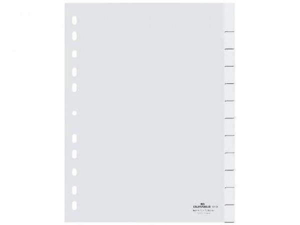 DURABLE blanko Register DIN A4