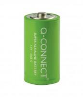 Q-CONNECT Super Alkaline Batterien - Baby/LR14/C