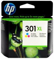 HP Inkjetpatrone 301 XL dreifarbig