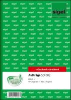 Auftragsbuch - A5